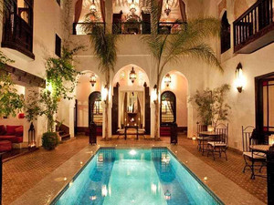 Riad | The wonderful Moroccan guest houses