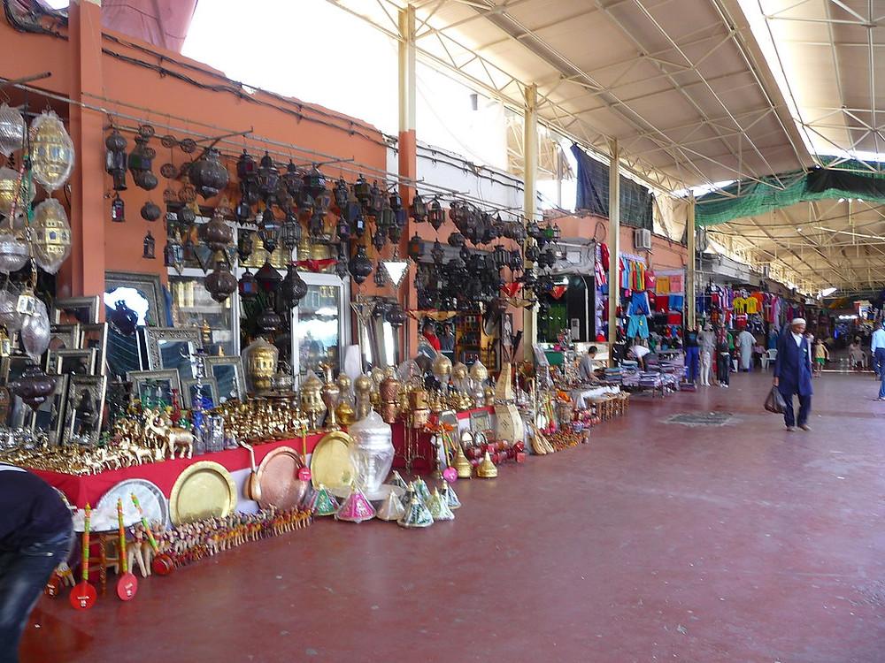 Souk El-Had agadir morocco