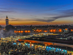 The best monuments and tourist attractions in Marrakech, Morocco