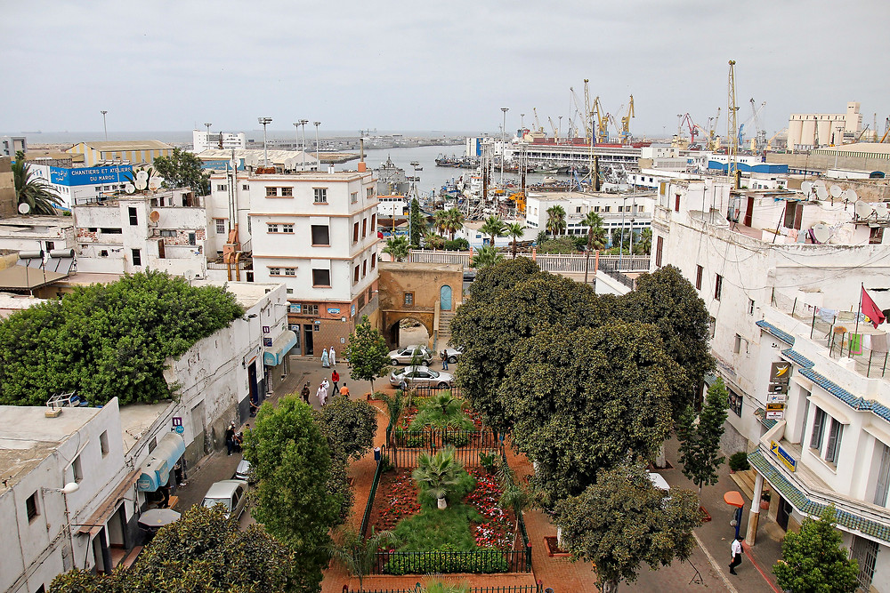 old medina casablanca morocco