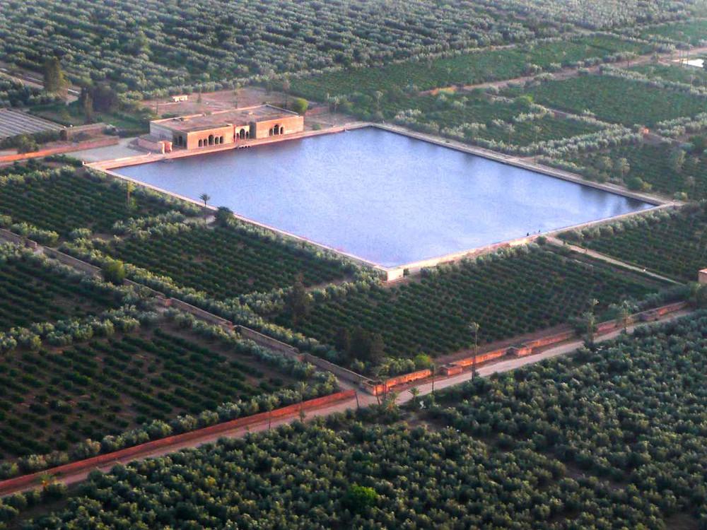 agdal gardens marrakech