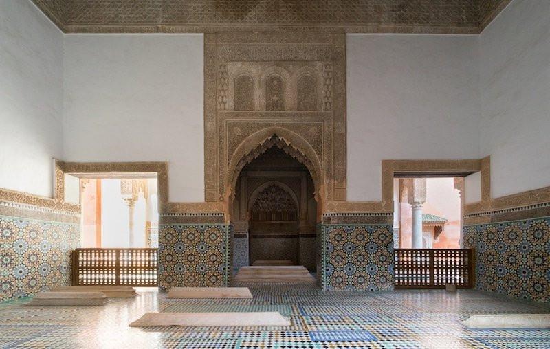 tombeaux-saadiens-marrakech-maroc