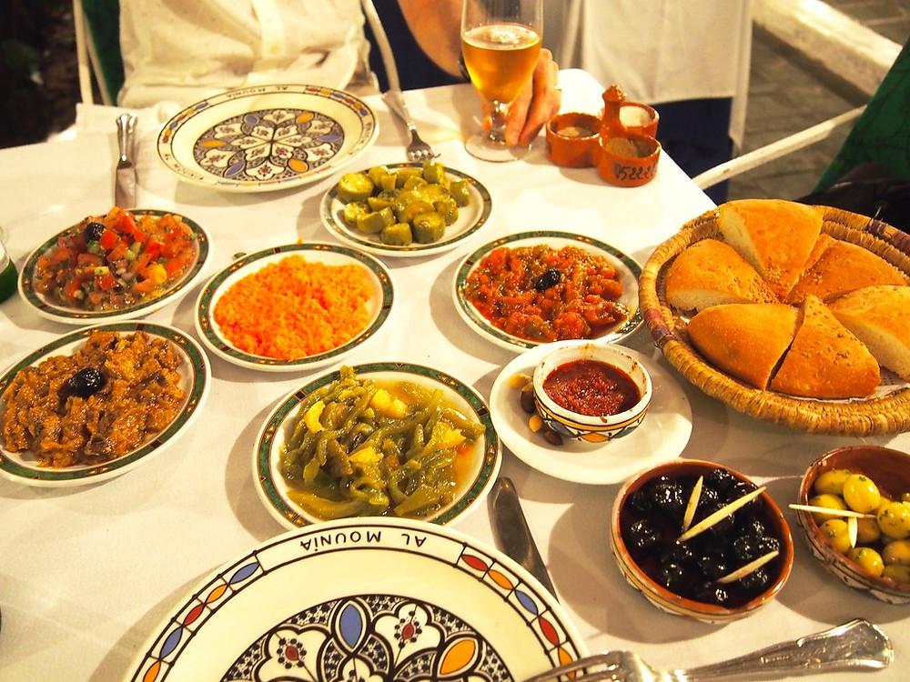 Al-Mounia Restaurant casablanca