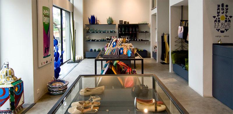 33 Rue Majorelle Shop