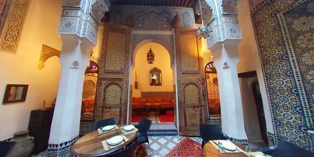 Darori Resto fes morocco