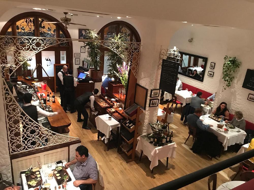 La Bavaroise Restaurant casablanca