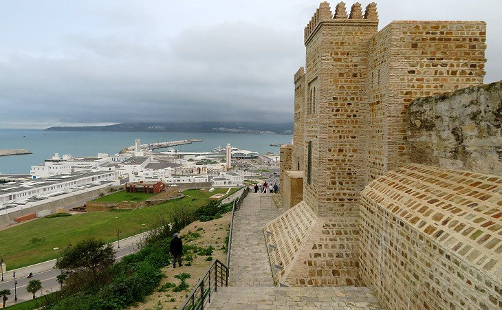 Kasbah of Tangier, Morocco
