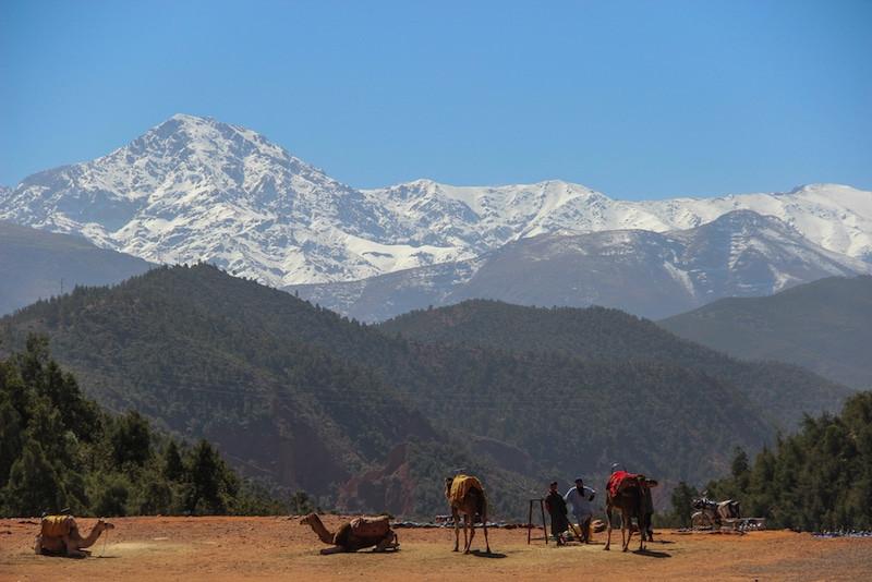 ourika valley marrakech