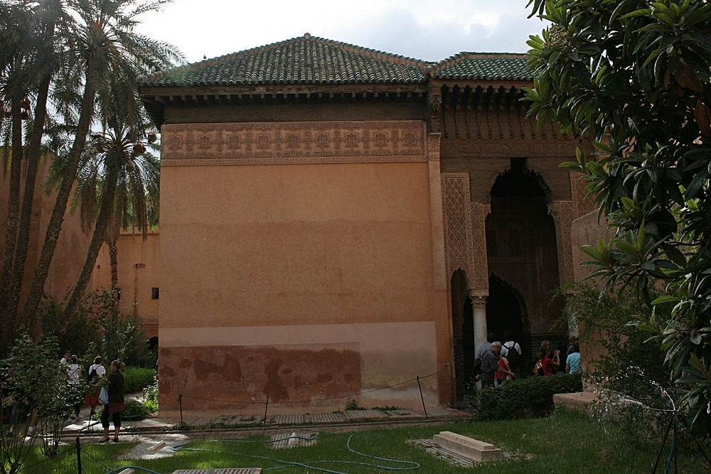 Saadian Dynasty tombs