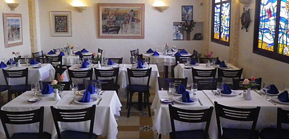 Tavern Le Dauphin restaurant Casablanca