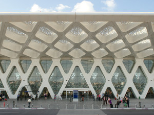 Menara International Airport | Marrakech, Morocco