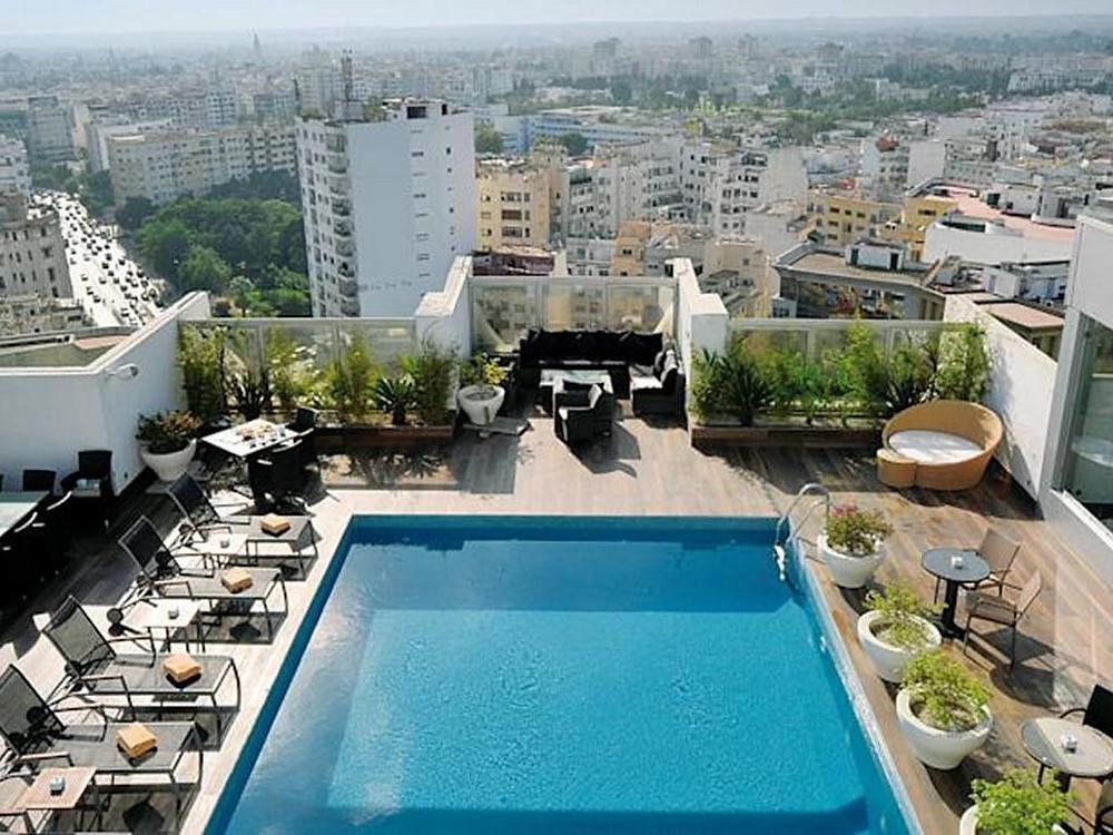 Movenpick Hotel Casablanca, Casablanca