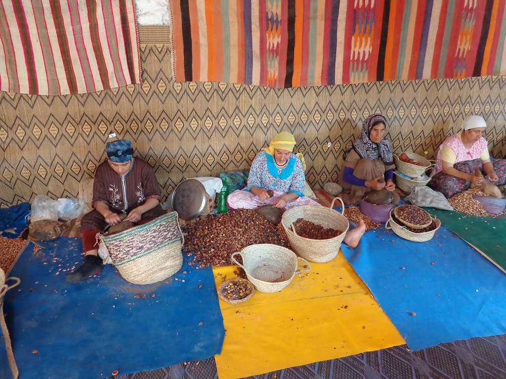 Women's cooperatives essaouira