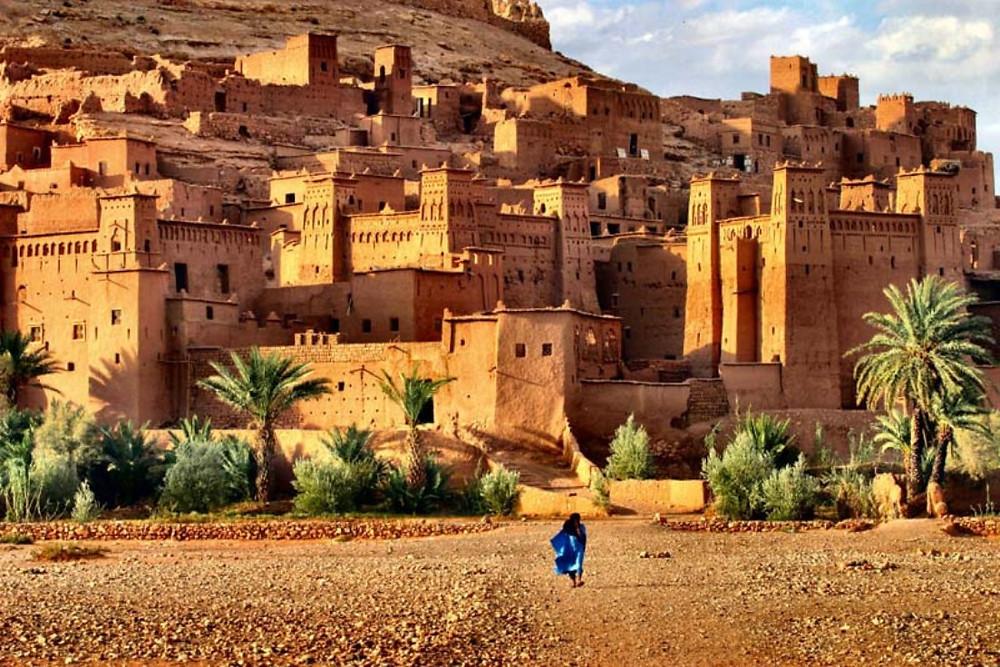 Visit a Berberian village in morocco