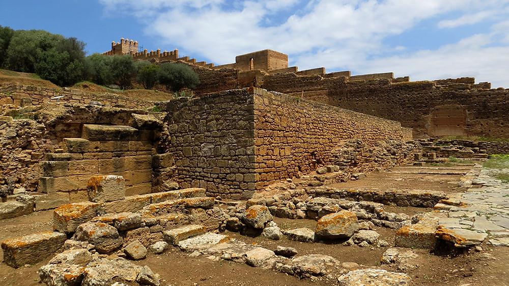 The Chellah Necropolis Rabat, Morocco