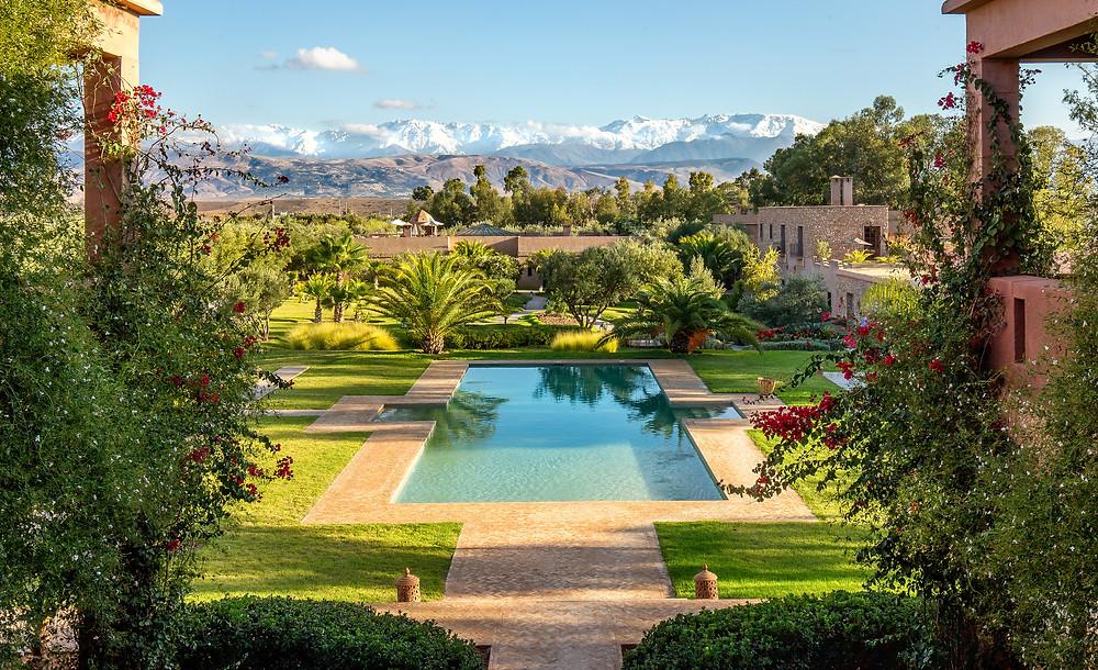 Atlas Mountains hotels morocco