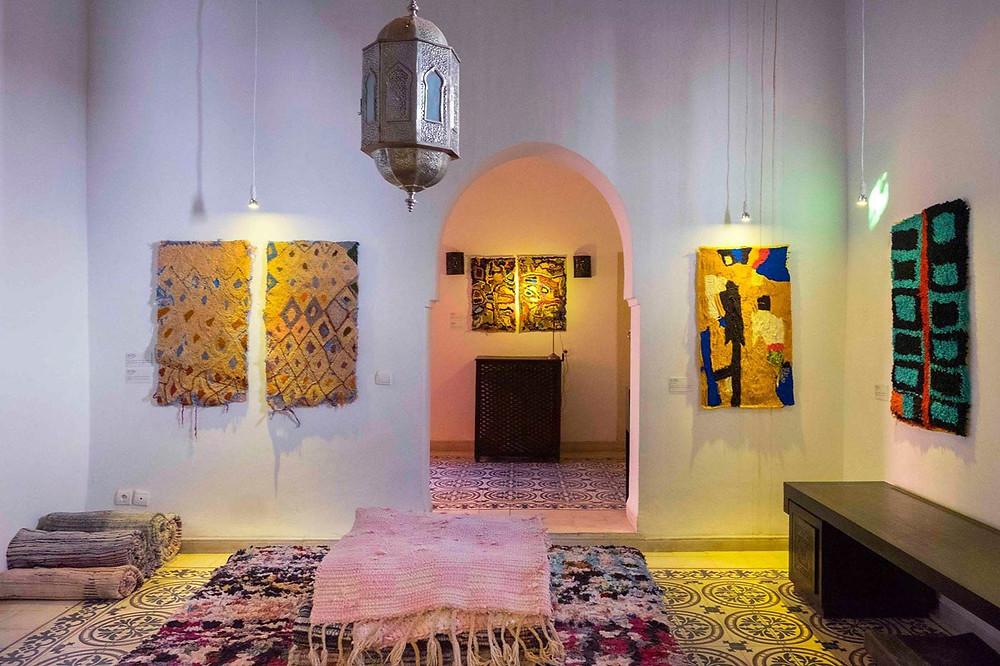 Boucharouite Museum marrakech