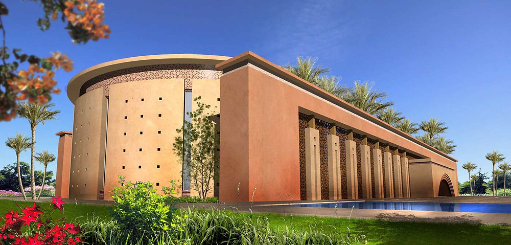 Mohamed VI Museum of the Water Civilization Marrakech