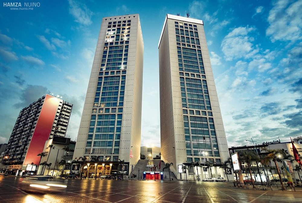 Twin Center casablanca morocco