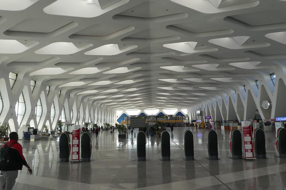 Marrakech-Menara International Airport
