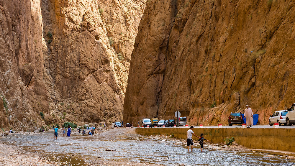 The Todgha Gorges morocco