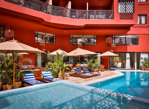 Top 5 boutique-hotels for a luxurious stay in Marrakech, Morocco