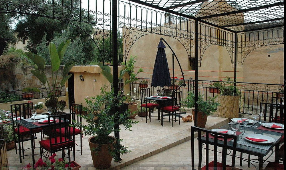 Najmat Souafine Restaurant