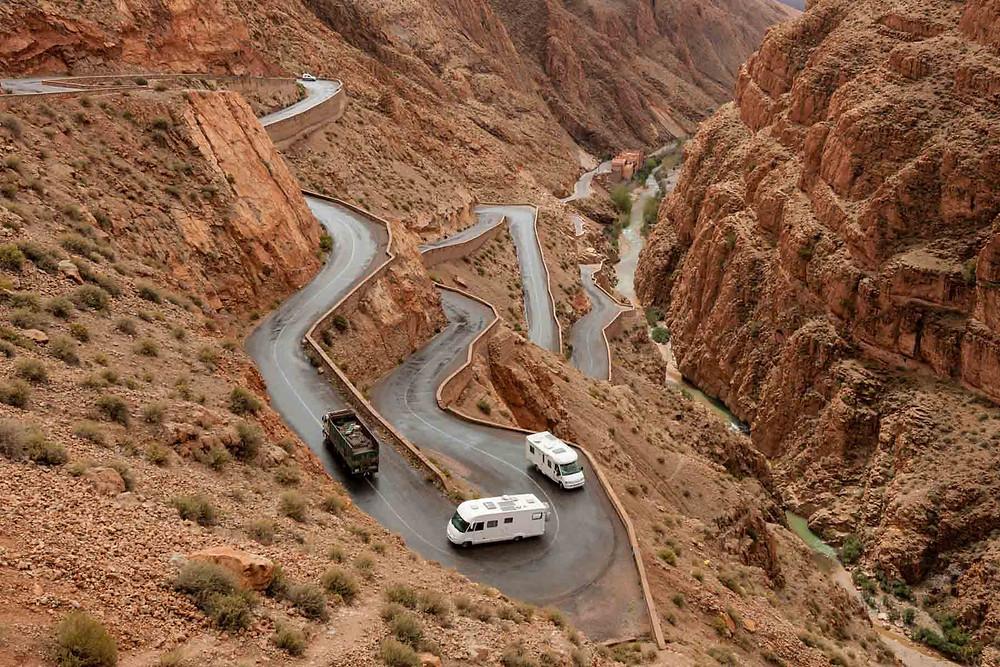 Tizi N'Tichka Morocco