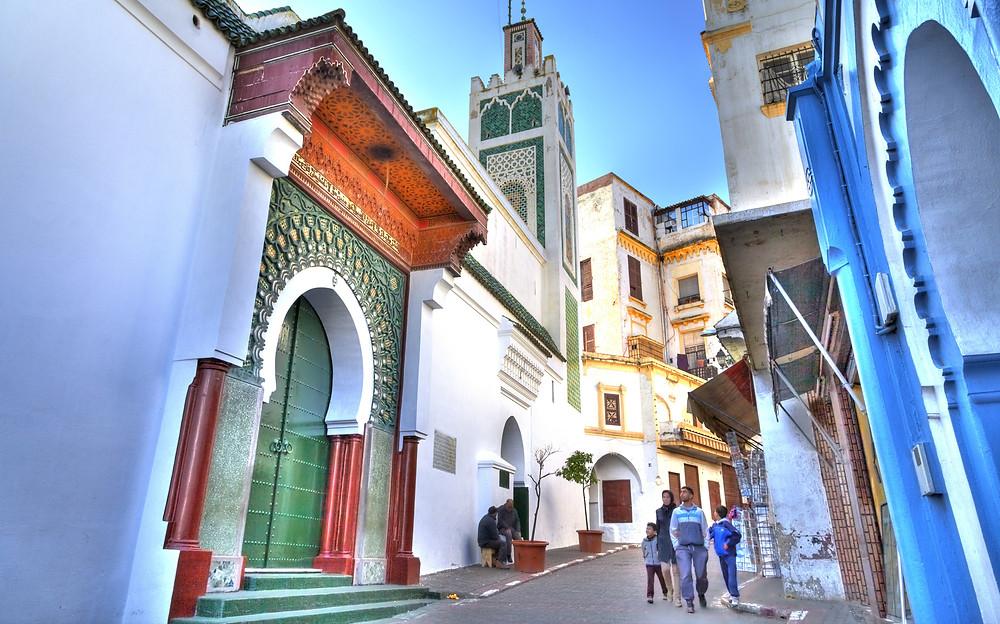 tangier medina morocco