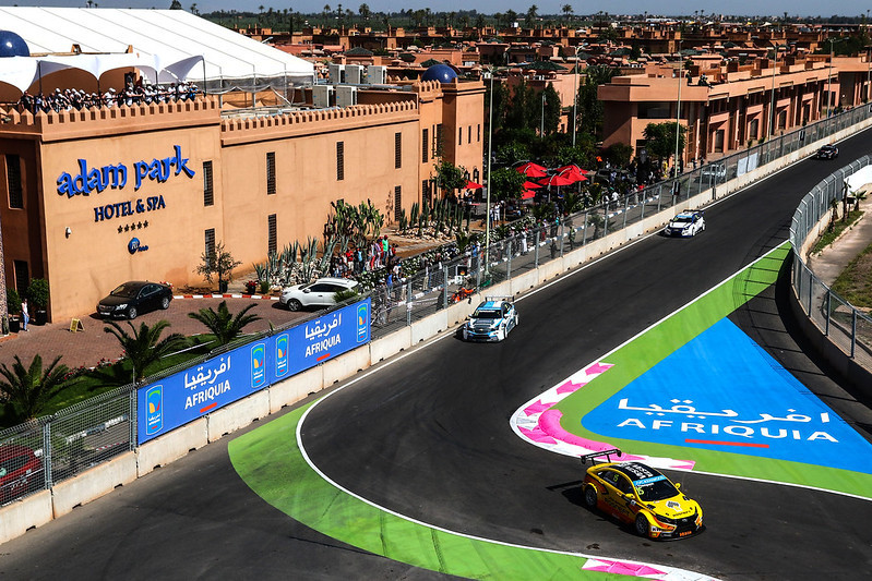 MOTORSPORT : MARRAKECH- WTCC