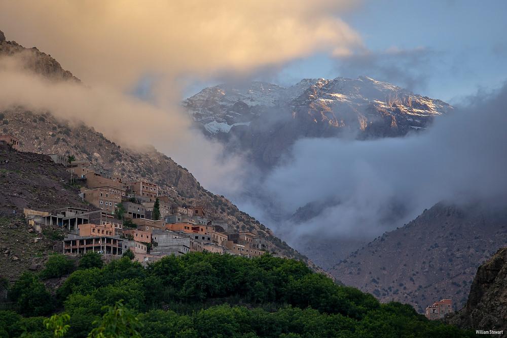 Imlil Berber Village, High Atlas Mountains, Morocco