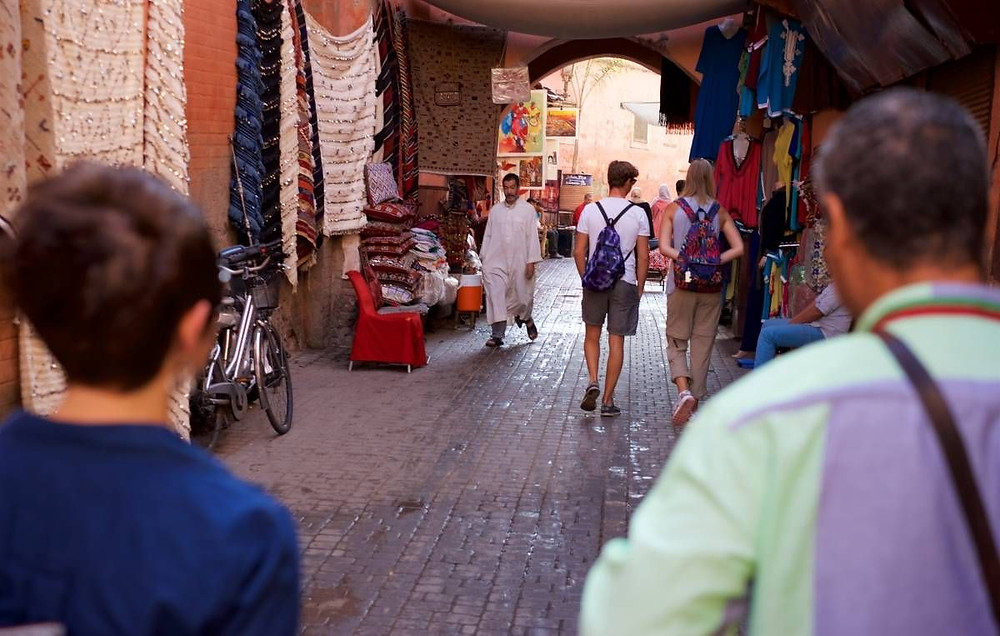local guides in morocco