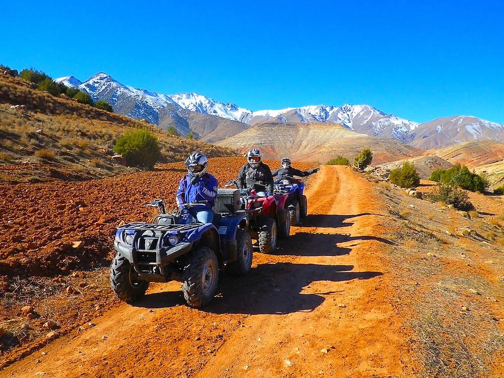Atlas Mountains buggy morocco
