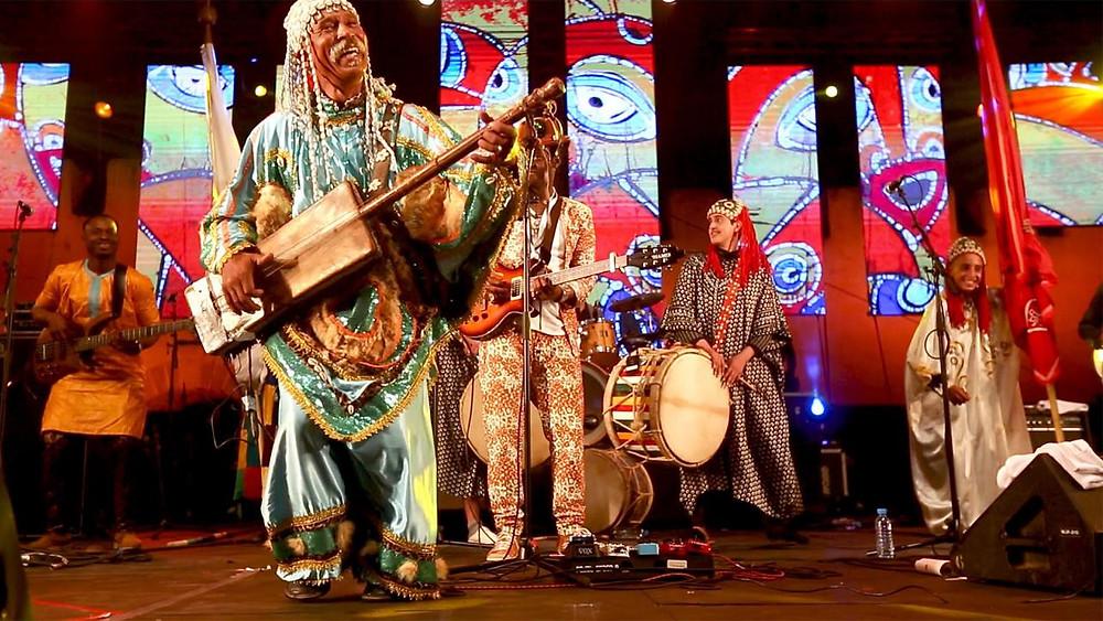 gnaoua music essaouira