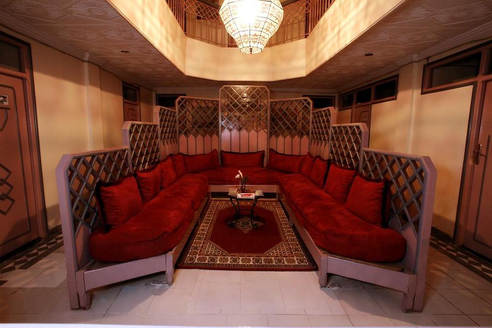 Ichbilia Hotel marrakech