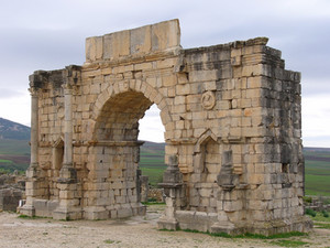 Top 5 reasons why you should visit Volubilis (Walili), Morocco