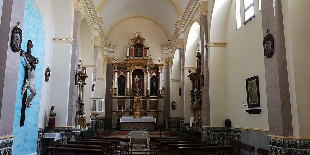 San Bartolome Church asilah