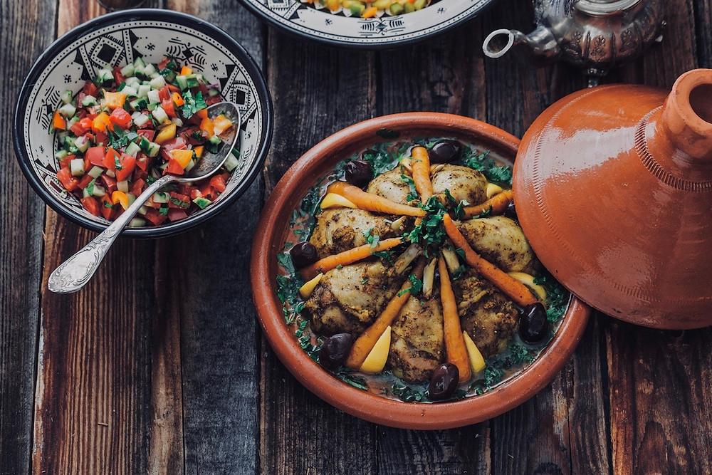 Berber gastronomy morocco