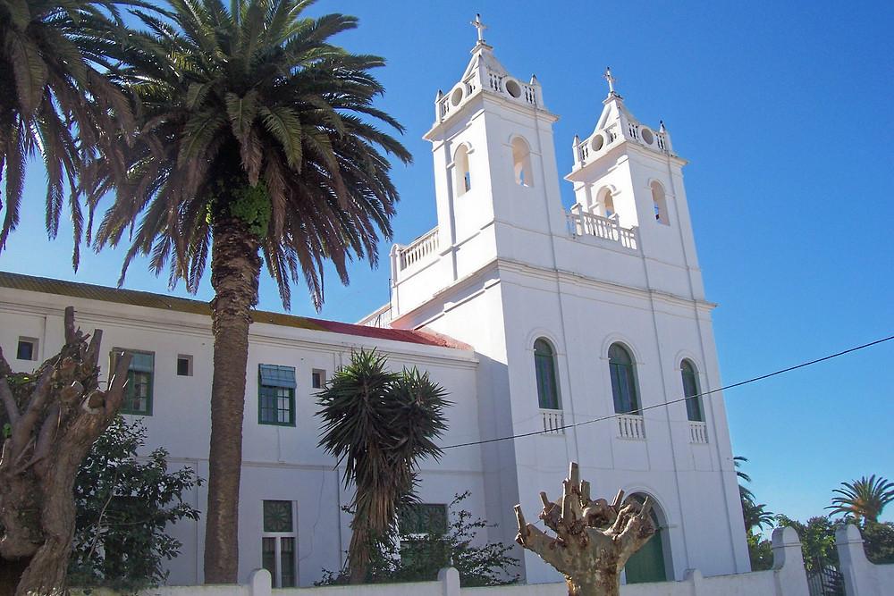 Church of San Bartolome asilah