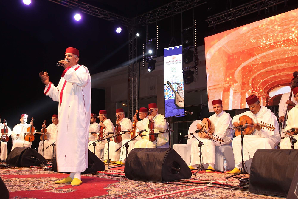 Andalusian music morocco