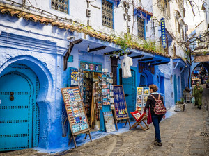 Top 3 neighborhoods to stay in Tangier, Morocco