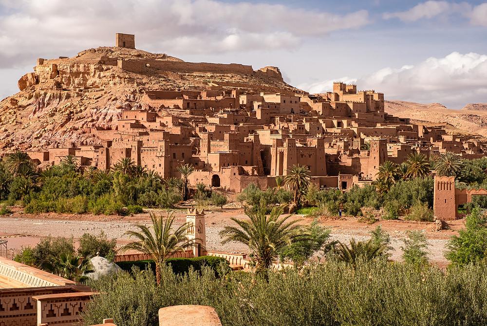 Ksar Aït Ben Haddou in Morocco