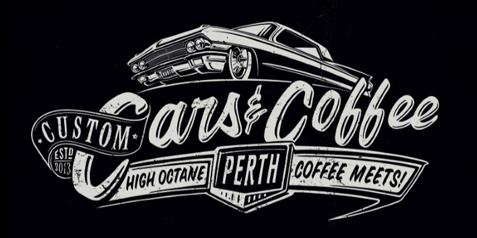 Custom cars and coffee November 2020 meet
