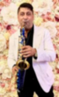 Adrian Lovin mister sax
