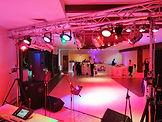 Ulala Band setup scena