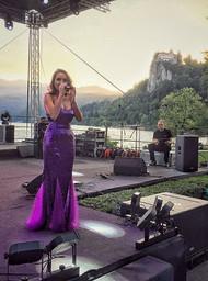 Marina Anghel - Ulala Band - Trupa Cover