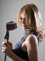Picture of Debi.jpg. Female singer