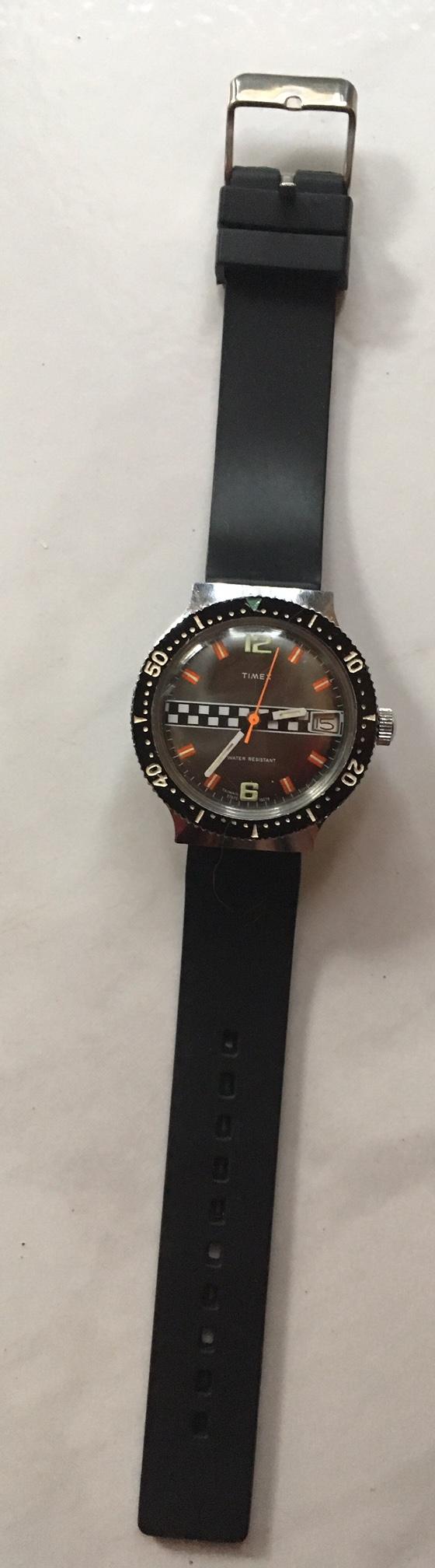 Timex Racing Stripes1