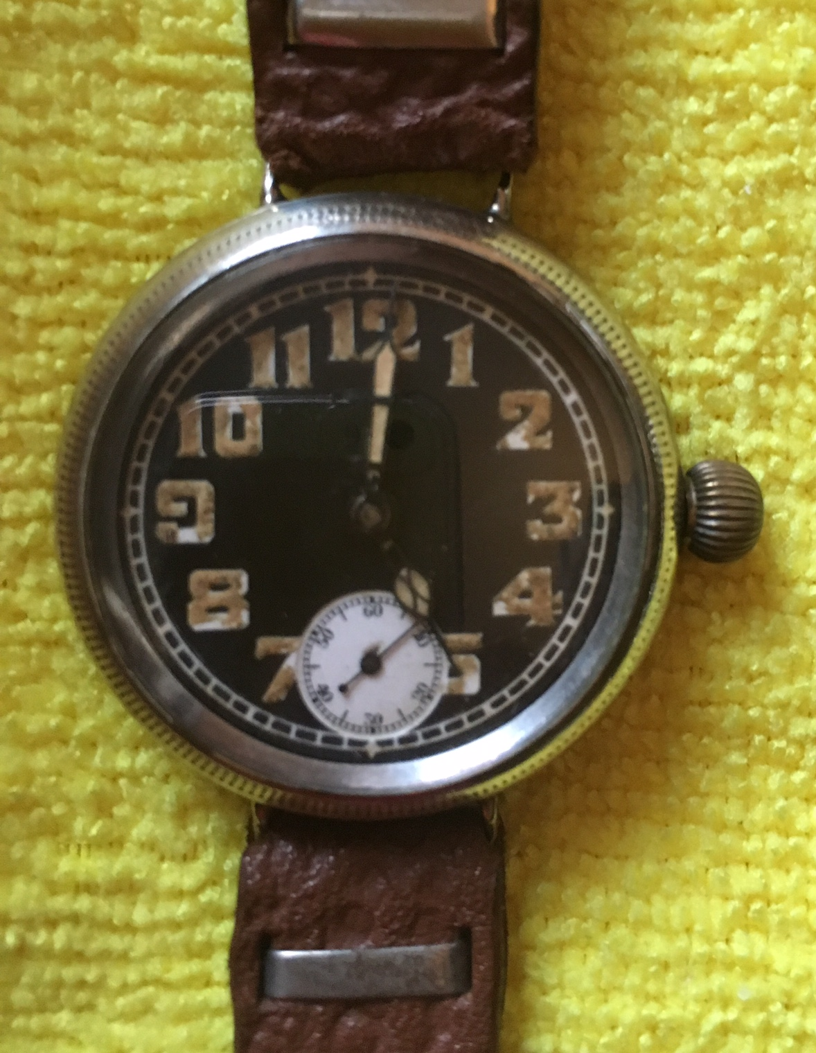 1916 rolex trench front
