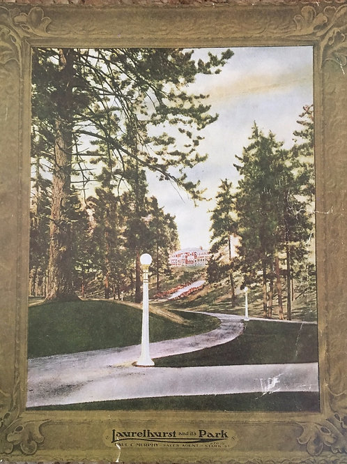 Laurelhurst and It's Park Booklet